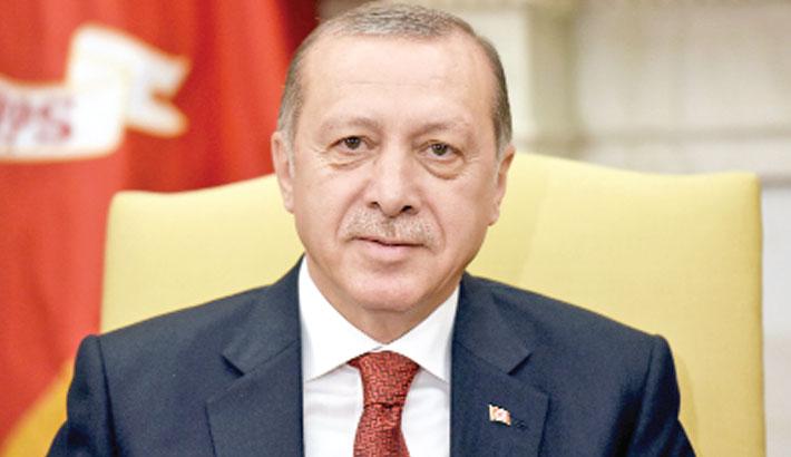 Erdogan calls for swift end to Gulf dispute