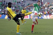 Jamaica stuns Mexico 1-0 to reach CONCACAF Gold Cup final