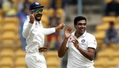 Ashwin hails India's rise to top Test ranking