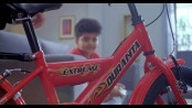 Taskin made brand ambassador of Duranta Bike