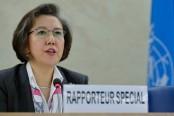 UN expert lists concerns as Myanmar HR slides in worsening conflict
