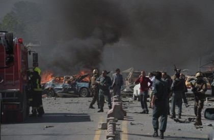 At least 24 killed, 42 wounded in Afghanistan car bomb attack: Kabul official