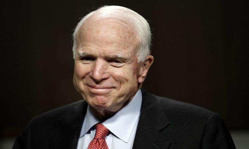 McCain to return to US Senate for health vote