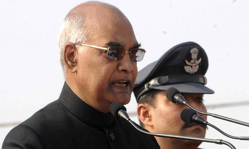 Ram Nath Kovind sworn in as India's 14th President