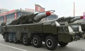 Pyonygyang urged to refrain from another missile test