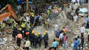 Building collapses in Mumbai, at least 12 dead