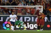 Roma withstand Tottenham fightback in 3-2 friendly win