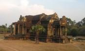 Cambodia's temple complex is a UNESCO world heritage site