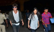 'I am stuck, Suhana's panic call to Shah Rukh Khan
