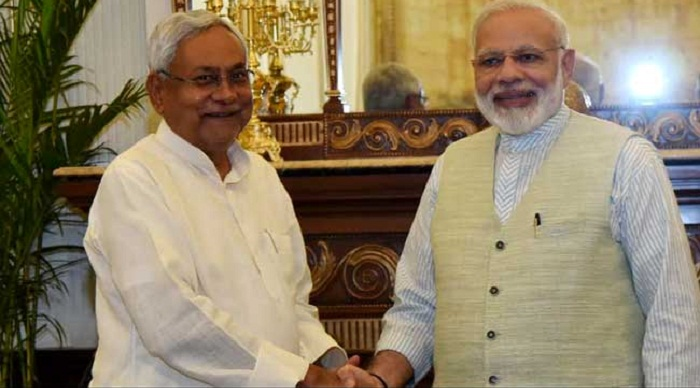 Bihar CM Nitish Kumar resigns seeking support from BJP