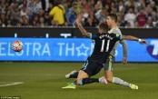 Manchester City thrash Real Madrid 4-1