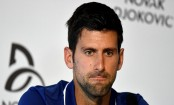 Novak Djokovic out for season