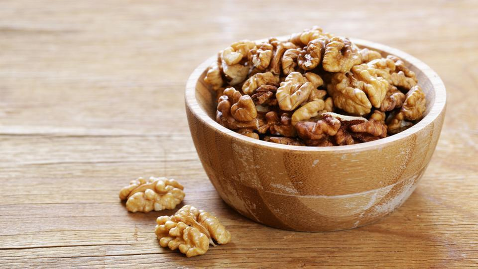 Eating walnuts may boost gut health, cut cancer risk