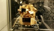Gold lunar module stolen from Neil Armstrong museum in Ohio