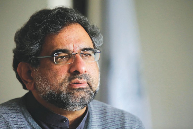 Interim Pakistan prime minister candidate Abbasi faces NAB inquiry over LNG contract