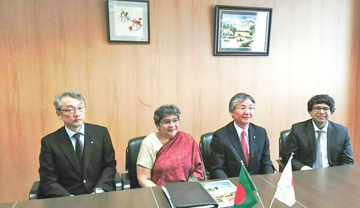JICA to train Bangladeshi IT professionals