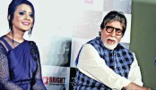 Sleeping on set is gifted moment in script: Amitabh