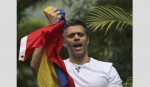 Venezuela arrests two key opposition leaders