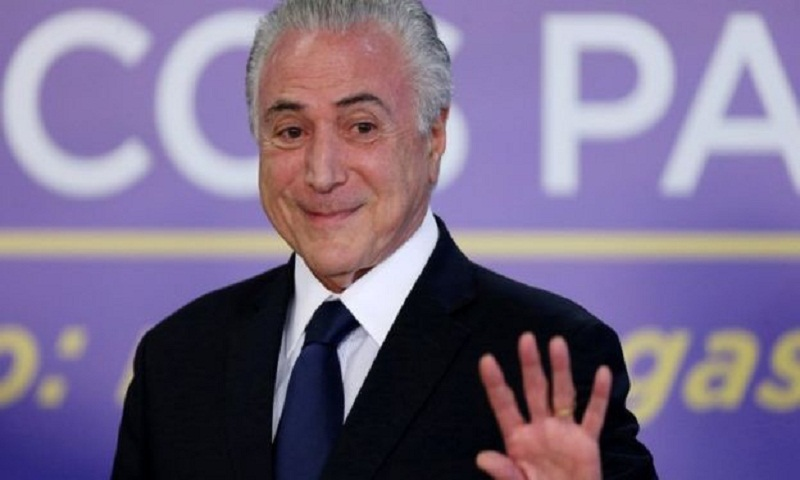 Brazil's President Temer survives corruption vote