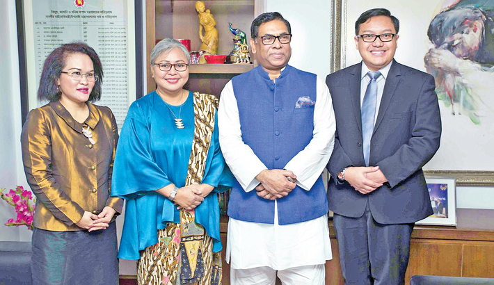Indonesia keen to export  coal, LNG to Bangladesh