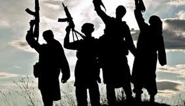 Most militancy  cases stuck