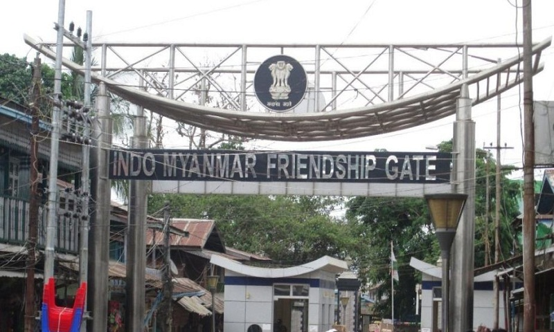 Myanmar not setting up trading zone on India border