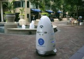 Mishap doesn't dampen enthusiasm for security robots