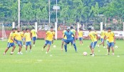 Sheikh Jamal Face Team BJMC today