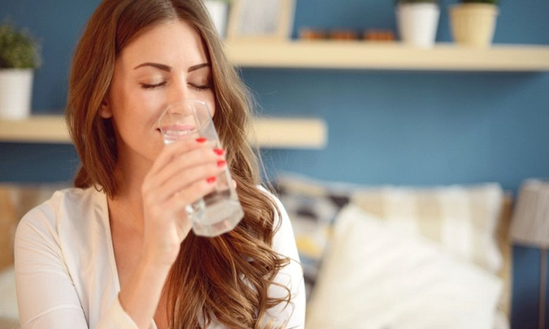 Hot water, the perfect slimming mantra!