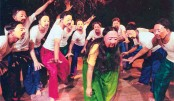 'Bou Basanti' staged at Shilpakala