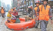 Rains continue to pour woes on city life