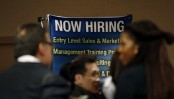 US unemployment rate hits 16-year low