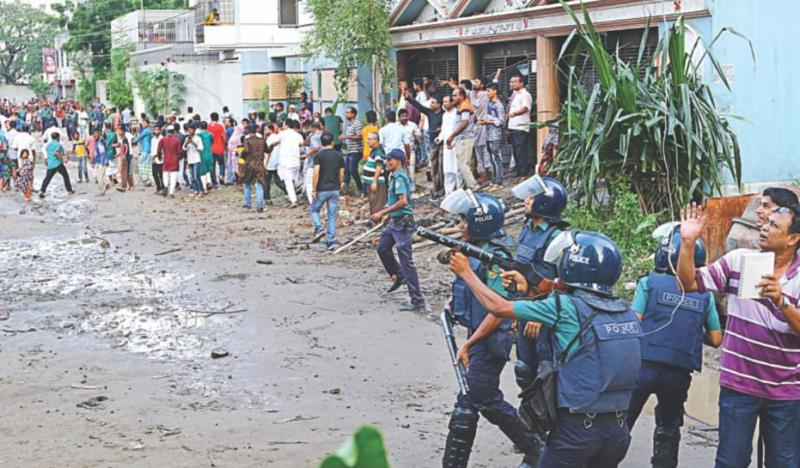 2 cases filed over Banasree incident