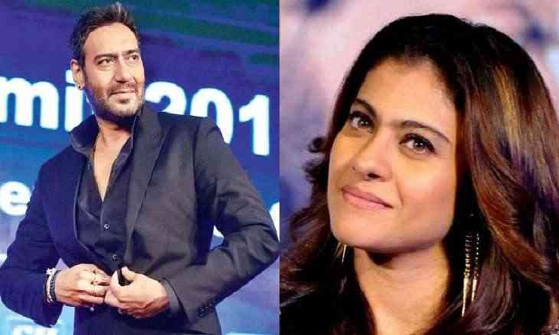 Kajol: I am happy to be under Ajay Devgn's shadow
