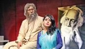 Ami O Rabindranath portrays Tagore on stage