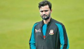 Mashrafe to continue practice in Dhaka