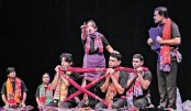 Tringsha Shatabdee to be staged at Shilpakala tomorrow