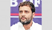 Rahul's convoy attacked in Gujarat, Congress blames BJP