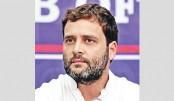 Rahul's convoy attacked in Gujarat, Congress blames BJP