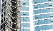 Blaze rips through Dubai Torch tower