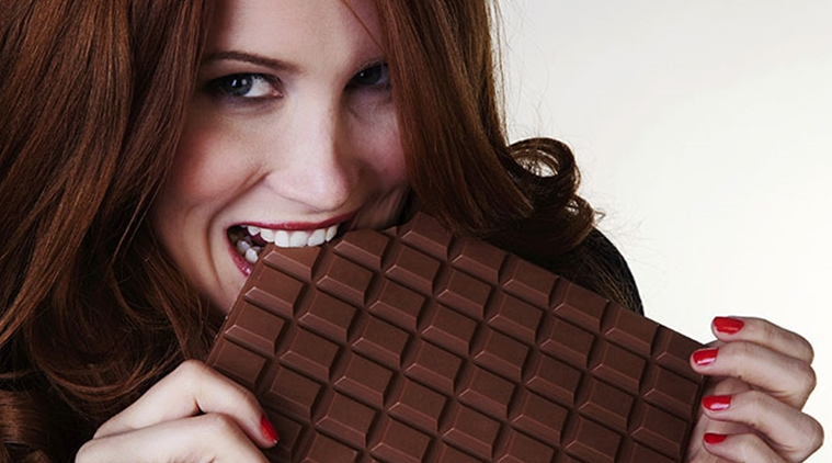 Eating chocolate may provide relief from bowel disease
