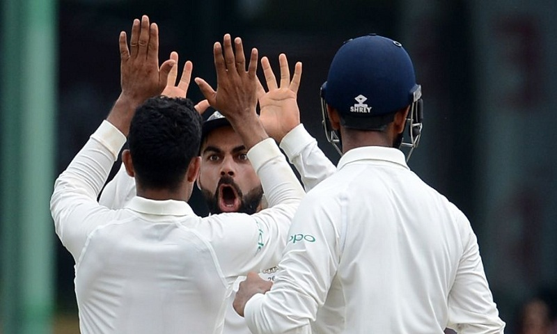 Sri Lanka 302/4 at lunch on Day 4 of second Test