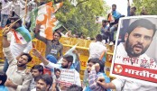 Protests after mob attacks Rahul