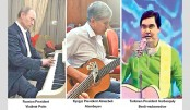 The music loving presidents