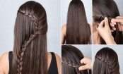 Stun and sizzle in braids and curls!