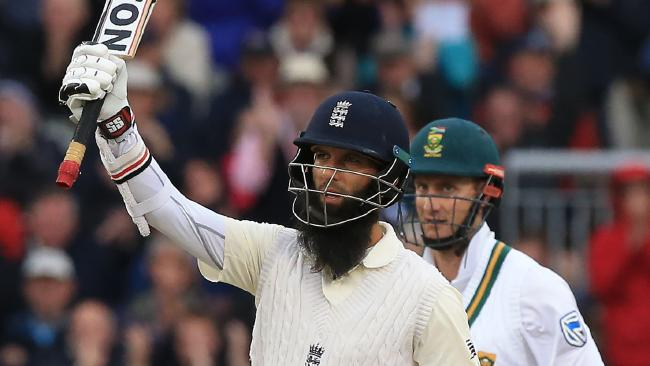 Moeen Ali puts England in sight of South Africa Test series win