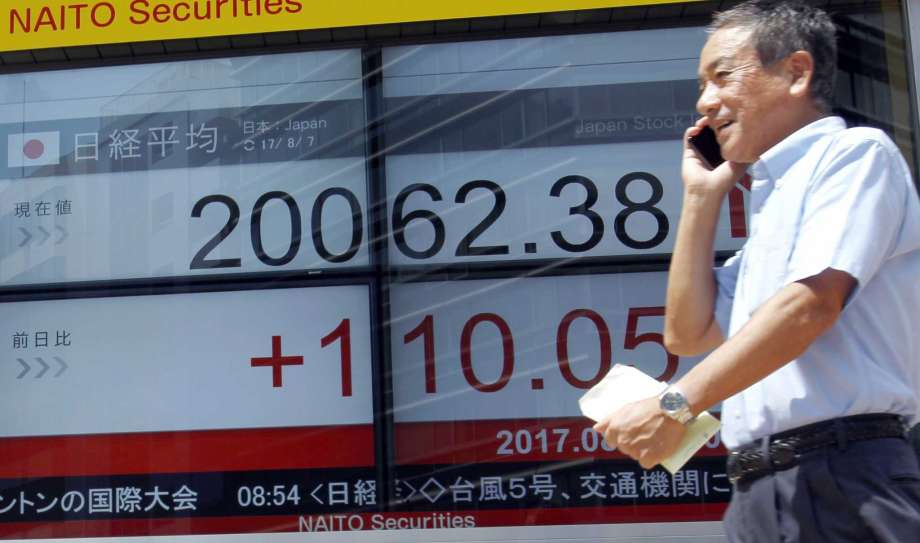 Asian markets climb on momentum from upbeat US jobs report