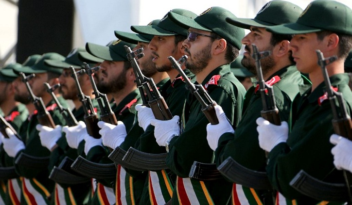 Two rebels killed in Iran border clash: Revolutionary Guards