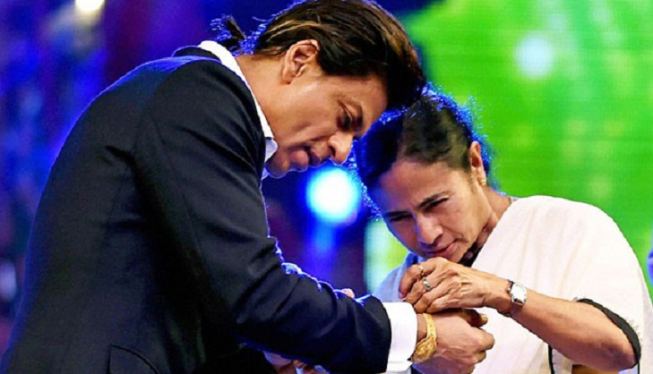 Shah Rukh Khan waits for Rakhi wish from Mamata