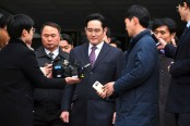 South Korea prosecutors seek 12-year jail term for Samsung heir